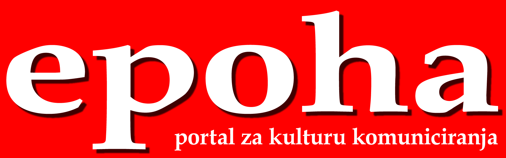 Epoha Portal Za kulturu komuniciranja Logo