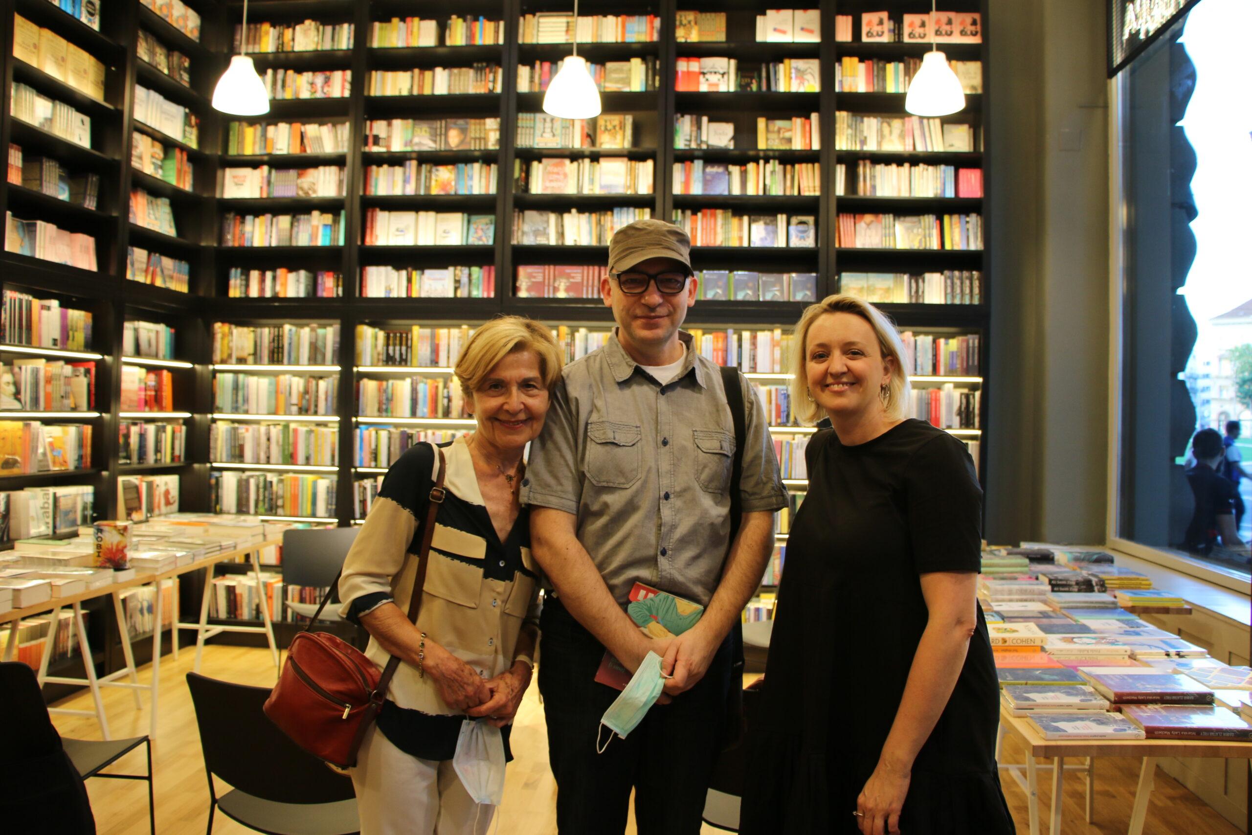Nova knjižara Fraktura razveselila sve ljubitelje knjige