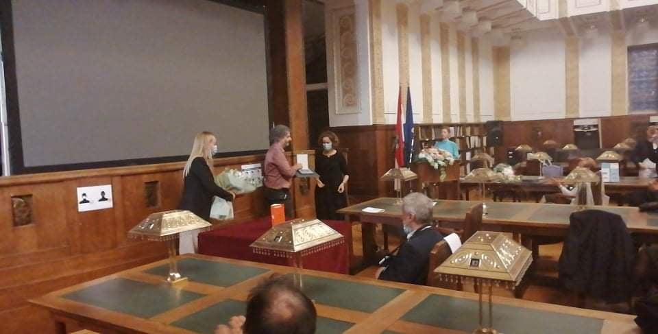 Nagrade Iso Velikanović za 2019. godinu