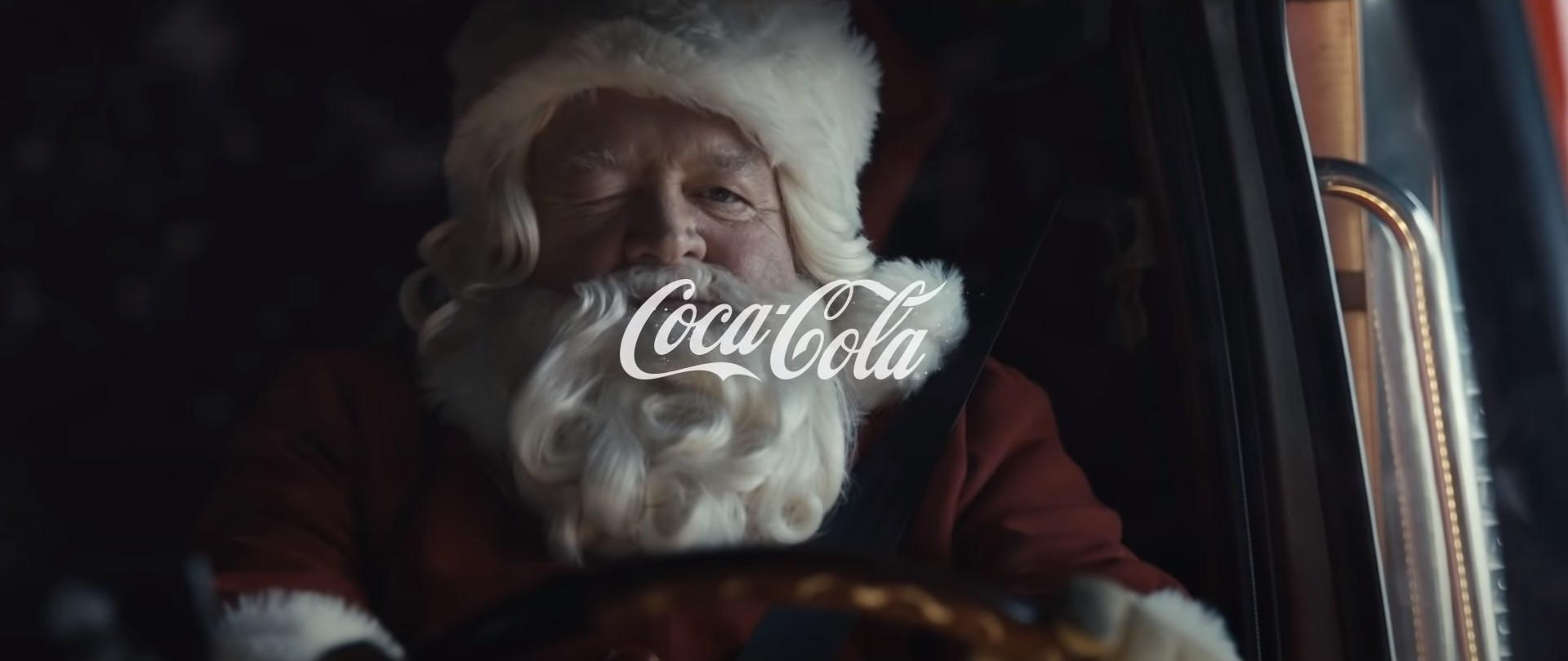 Božićna poruka Coca-Cole